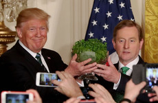 Trump and Prince Charles got the most expensive gifts from the Taoiseach this year