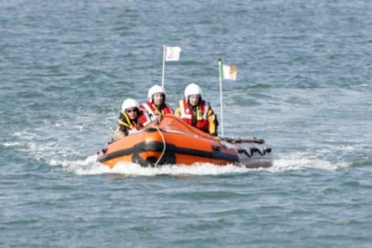 File photo of the Irish Coast Guard