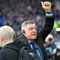 Big Sam will miss Everton's Europa League match due to a medical appointment