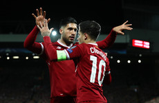 As it happened: Liverpool v Spartak Moscow, Champions League