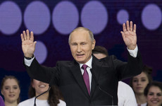 Putin announces he will seek new term as Russia president