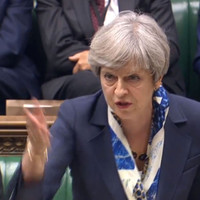 'No white smoke' as Theresa May to make fresh offer on Irish border