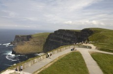 "Irish tourism ""in fragile state"""