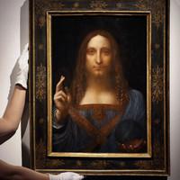 Leonardo Da Vinci's Salvator Mundi heading to Abu Dhabi after selling for €380 million