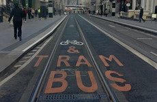 The Luas Cross City starts today - but there are concerns for Dublin's cyclists