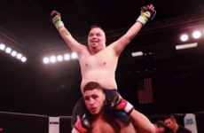 UFC star makes dream come true for young man with Down syndrome