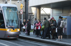 Luas Red Line back in service but passengers warned of 15 minute delays
