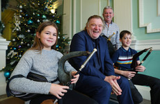 'Today is a global milestone': Uilleann pipes get international recognition