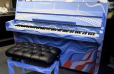 Grafton St busk piano up for auction to raise funds for Dublin Simon Community