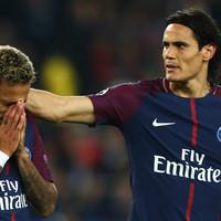 Neymar 'stressed' after Cavani spat