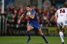 Leinster call on returning internationals for Exeter clash