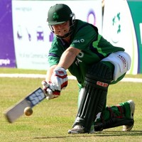 Stirling century keeps Ireland's T20 prep on track