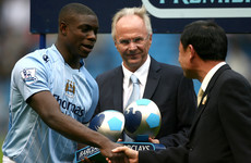 The crazy world of Man City during Sven's time in charge and the week's best sportswriting