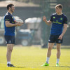 Cullen backs 'up-to-speed' Ringrose in reforged partnership with Henshaw