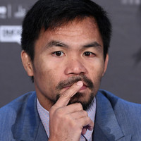 Pacquiao says he is in talks to fight McGregor