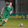 The story of how a young Irish international became a star player in Sweden