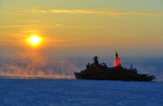 Russia has built a huge natural gas plant in the middle of the Arctic