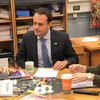 Leo Varadkar brings 'World's Best Taoiseach' mug to Brexit prep meeting