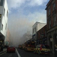 Fire reported at Bang Restaurant