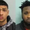 Two London men who sprayed corrosive fluid in the face of two women get 28 years in jail