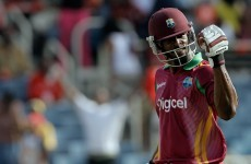 West Indies cricketer Runako Morton, 33, dies in car crash