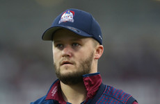 England cricket player dropped after pouring drink over teammate's head on night out