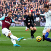 The Moyesy Neighbours! West Ham dent Chelsea's title chase with London derby win