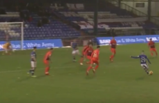 Irish youngster Jack Byrne's star continues to rise as he hits a stunner for Oldham