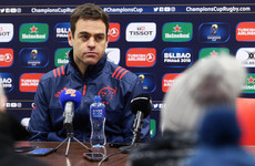 'I enjoyed the day and enjoyed the people of Munster but it was about getting the win'