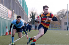 Unbeaten Lansdowne top of the table at Christmas while Young Munster earn big win