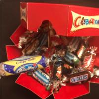 Celebrations now contain Milky Way Crispy Rolls