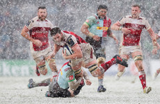 Ulster breathe new life into Champions Cup campaign with huge win at a snowy Stoop