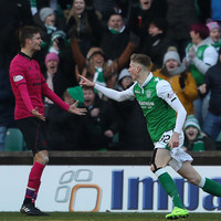 Sinclair hits double but Celtic held after late Hibs comeback at Easter Road