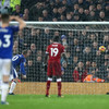 Late Rooney penalty snatches unlikely derby draw for Everton at Anfield