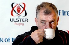 All change for Ulster ahead of Murrayfield  trip