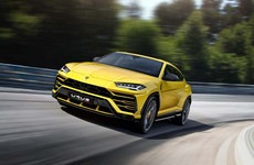 Take a look at the Lamborghini Urus - the first of a new breed of 'Super SUVs'