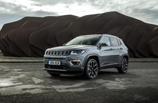 The all-new Jeep Compass has just landed in Ireland