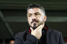 Gattuso: 'I'm always tense - even when I play football with my son'