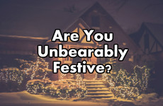 Are You Unbearably Festive?