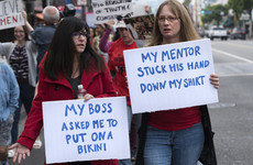 Fears of backlash after 2017's #MeToo movement
