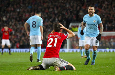 Herrera says Premier League should allow players appeal 'undeserved' bookings
