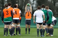 'Best deserves Ireland captaincy' - Wood