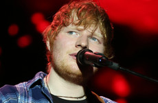 Ed Sheeran says he loves 'everything Jeremy Corbyn is about'