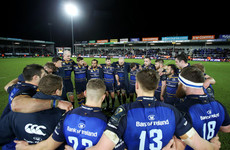 Leinster lay their credentials on the table, but Lancaster keen to keep expectations in check