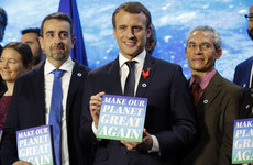 'It doesn't fly': Macron rejects Trump offer to renegotiate Paris climate agreement