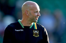 Jim Mallinder sacked after over a decade in charge of Northampton Saints