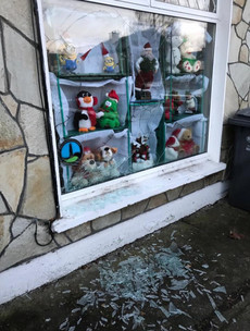 Dublin councillor's car and Christmas-themed window smashed in overnight attack