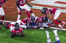 Hail Marys, Fake Punts and Superbowl miracle scores - Seven of the best NFL touchdowns in 2017
