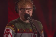 Ed Sheeran and Irish band Beoga covered 'Fairytale Of New York' and got a fairly mixed reaction