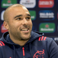 'I'm not closing the door and hopefully Munster wouldn't close the door on me because it's my home'